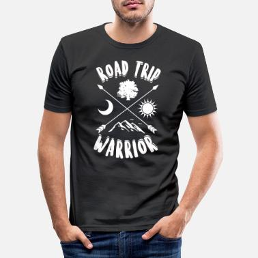 Trip Road Trip - Road Trip - Men's Slim Fit T-Shirt