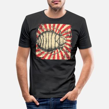 Insekt Entomologie - Männer Slim Fit T-Shirt