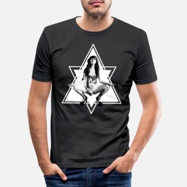Hipster SWAG girl | HIPSTER - T-shirt moulant Homme