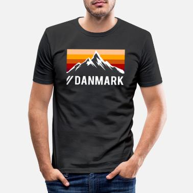 Outdoor danmark outdoor danemark - T-shirt moulant Homme