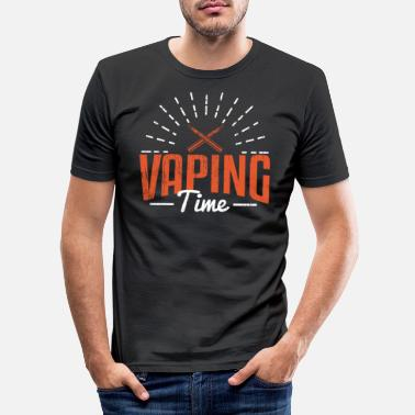 Vaping vaping - Slim fit T-shirt mænd