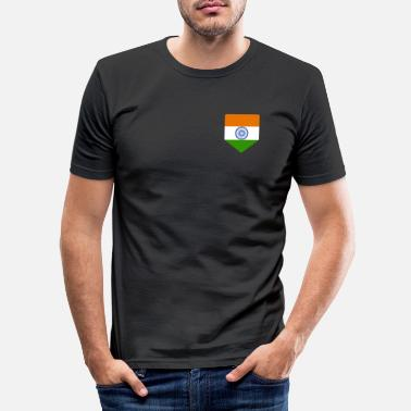 India India - Men's Slim Fit T-Shirt