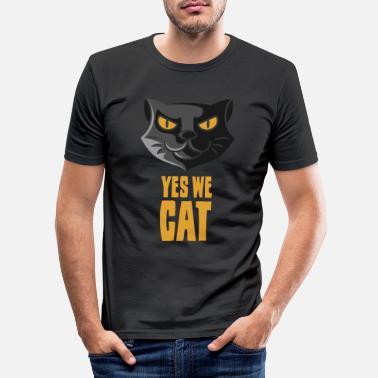 t skjorte med kattemotiv