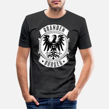 Brandenburg Brandenburg Brandenburger - Men's Slim Fit T-Shirt