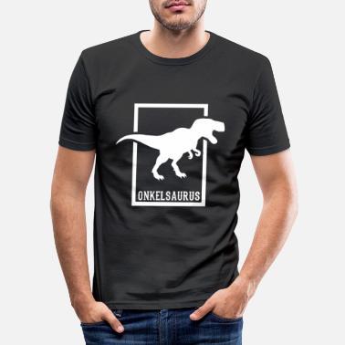 Kule T shirts | Verdens Beste Onkel Slim Fit T skjorte for