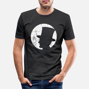 Lincoln Lincoln - Mannen slim fit T-shirt