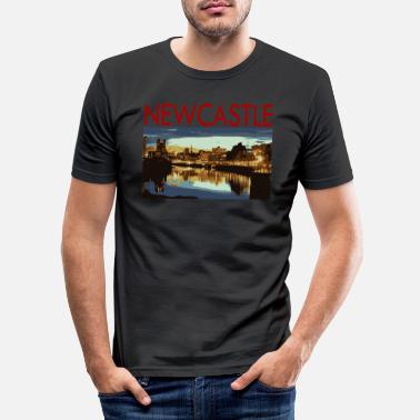 Newcastle Upon Tyne Newcastle upon Tyne gift idea - Men's Slim Fit T-Shirt