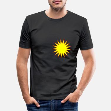 Shine Shine - Men's Slim Fit T-Shirt