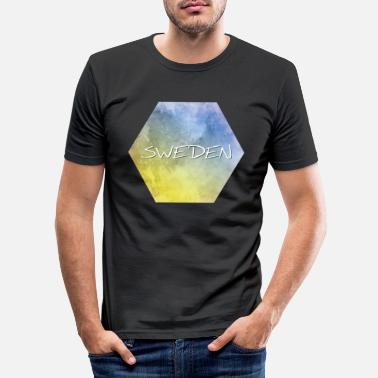 Sweden Sweden - Sweden - Men's Slim Fit T-Shirt