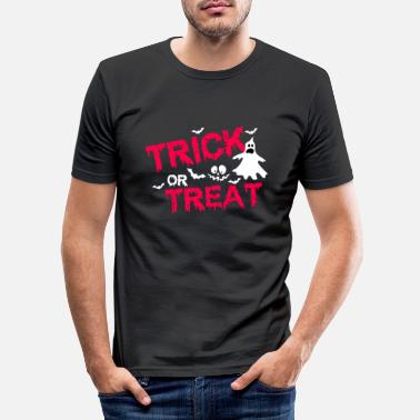 Trick Or Treat Trick or Treat - Männer Slim Fit T-Shirt