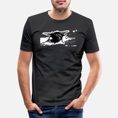 Fly - Men's Slim Fit T-Shirt