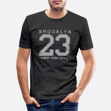 Big 23 - Männer Slim Fit T-Shirt