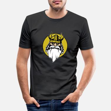 Viking viking - T-shirt slim fit herr