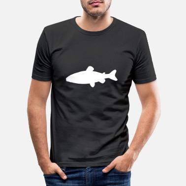 Salmon salmon - Men's Slim Fit T-Shirt