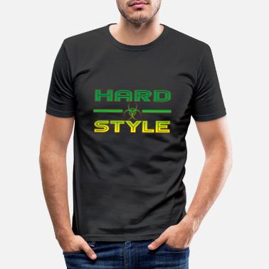 Jumpstyle Hardstyle Jumpstyle Rave - Men's Slim Fit T-Shirt
