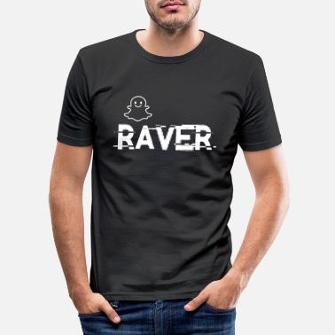 Jumpstyle raver - Men's Slim Fit T-Shirt
