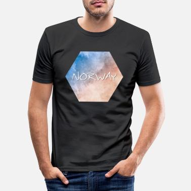 Norway Norway - Norway - Men's Slim Fit T-Shirt