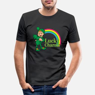 Lucky Charm Lucky charms - Men's Slim Fit T-Shirt