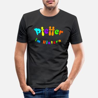 Phrases Phrase - Men's Slim Fit T-Shirt