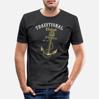 Tradition traditional - Men's Slim Fit T-Shirt
