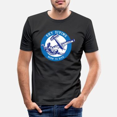 Sport SKY Diving - T-shirt moulant Homme