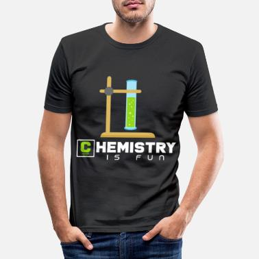 Chemist Chemist - Men's Slim Fit T-Shirt