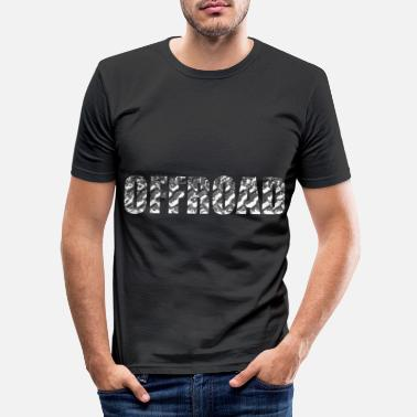 Offroad Vehicles Offroad - Men's Slim Fit T-Shirt