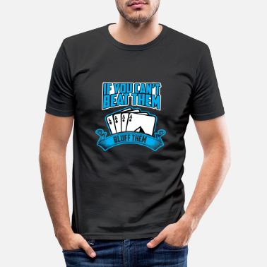 Bluff Bluff dem - Slim fit T-shirt mænd