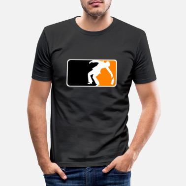 Rummy Rummy League - Men's Slim Fit T-Shirt