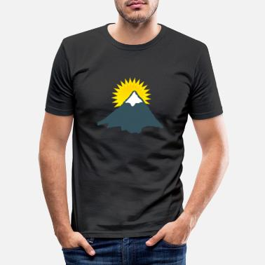 Summit summit - Men's Slim Fit T-Shirt