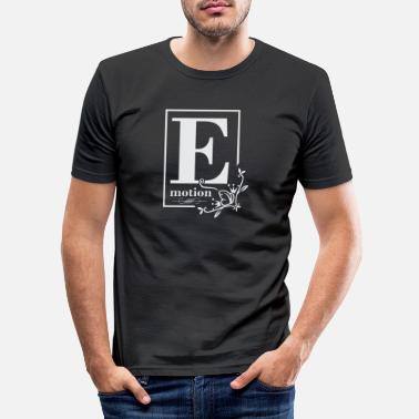 Emotion Emotion - Männer Slim Fit T-Shirt