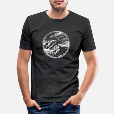 Jupiter Jupiter - Männer Slim Fit T-Shirt