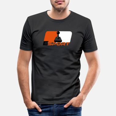 Esports Esport - Männer Slim Fit T-Shirt