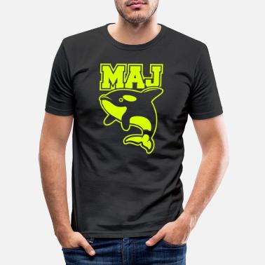 Majorca MajORCA - Men's Slim Fit T-Shirt