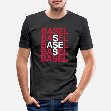 Basel BASEL - Men's Slim Fit T-Shirt