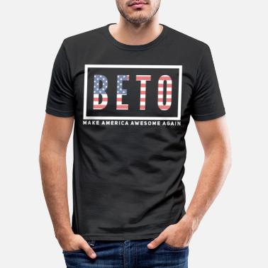 Senat Beto for Senate - Männer Slim Fit T-Shirt