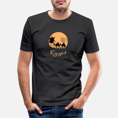 Egypt Egypt - Egypt - Men's Slim Fit T-Shirt