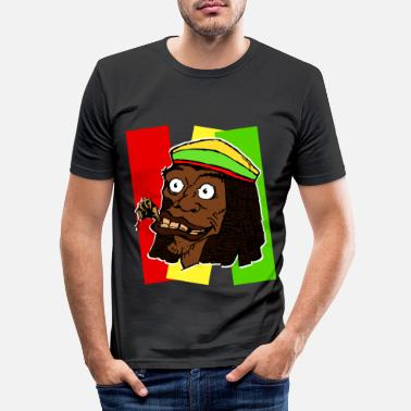 Rasta rasta - Men's Slim Fit T-Shirt