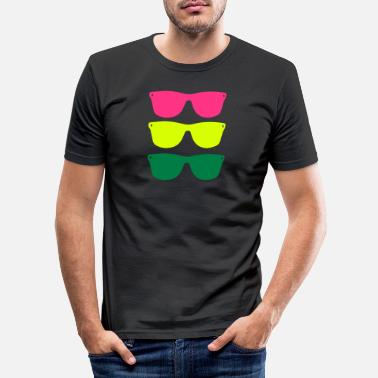 Shade shades - Men's Slim Fit T-Shirt