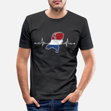 Holland Holland - Mannen slim fit T-shirt