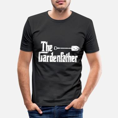 Job Gardener jobs and jobs - Men's Slim Fit T-Shirt