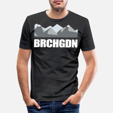 Berchtesgadener Land Berchtesgaden - Men's Slim Fit T-Shirt