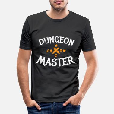 And Dungeon Master Computer Dungeon Gift - Slim fit T-shirt mænd