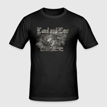 Loud and Low - Männer Slim Fit T-Shirt