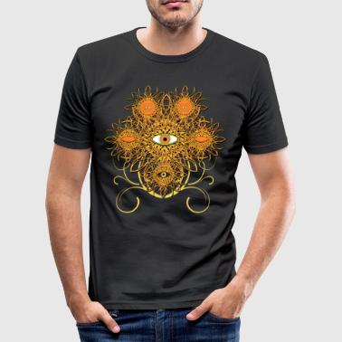 Psytrance / Goa - slim fit T-shirt
