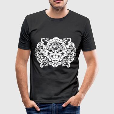 monters Barong - Tee shirt près du corps Homme