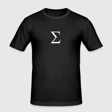 Sigma - Men's Slim Fit T-Shirt