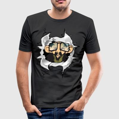 hippie - Men's Slim Fit T-Shirt
