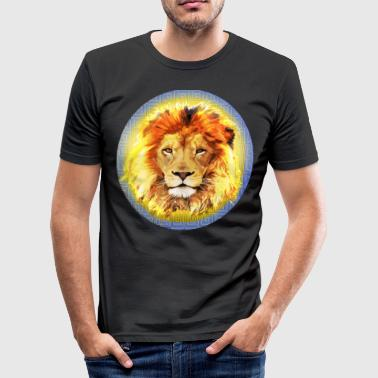 Lion Insignia - slim fit T-shirt