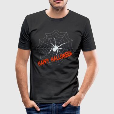 spin van Halloween - slim fit T-shirt